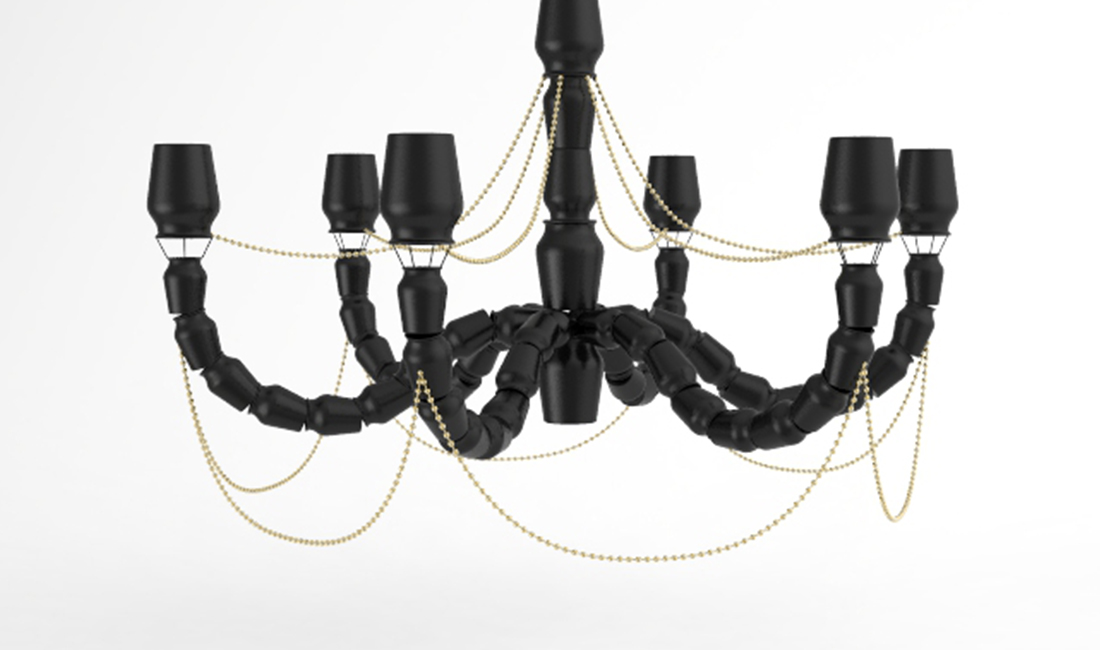 Lustre maille